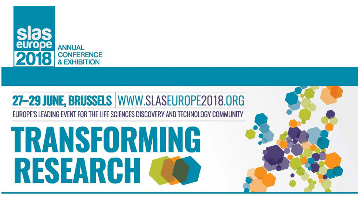 TWD to Exhibit at SLAS Europe in Brussels
