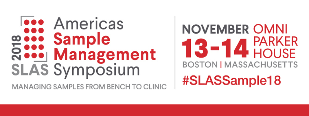TWD to Attend 2018 SLAS Amaricas Sample Management Symposium